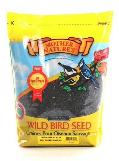 Black Oil Sunflower Seed- 7kg
