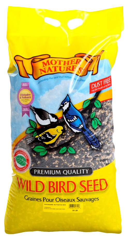 Chickadee and Nuthatch Mix-8kg