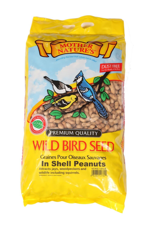 In-Shell Peanuts-25lb