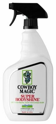 Cowboy Magic Super Bodyshine - 32oz