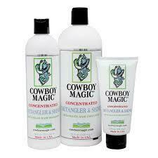 Cowboy Magic Detangler & Shine- 32oz