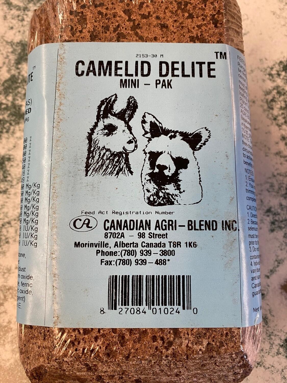 10:7 Camelid Delite Mini-Pak  Llama & Alpaca