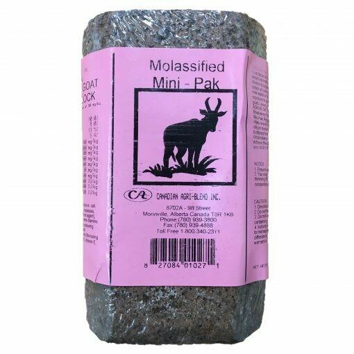 10:8 Molassified Goat Mini-Pak