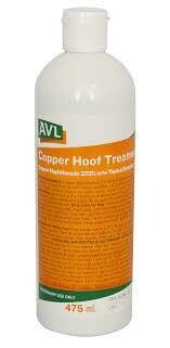 AVL Copper Hoof Treatment