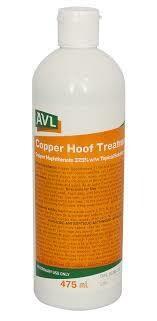 AVL Copper Hoof Treatment