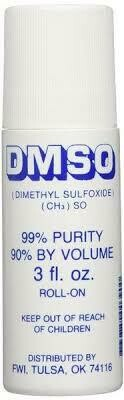 DMSO - 4 oz