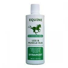 Dynamint Leg & Muscle Rub