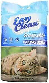 Easy Clean Scoopable Litter