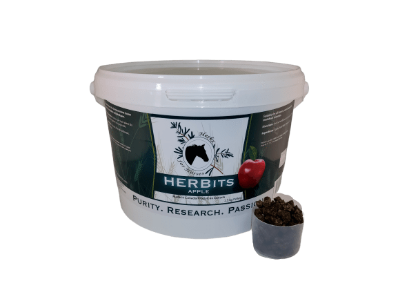 Herbits Horse Treats by Herbs for Horses - Apple