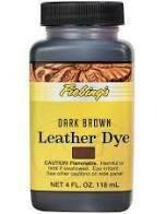 Fiebing's Leather Dye - Dark Brown