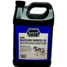 Light Neatslene Harness Oil - 16 oz