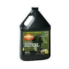 Praise Hemp Oil - 4 L