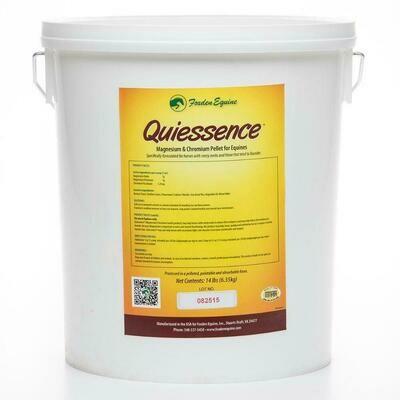 Quiessence Magnesium & Chromium Pellets - 14 lbs