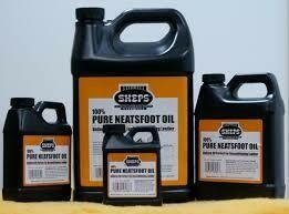 Pure Neatsfoot Oil - 8 oz