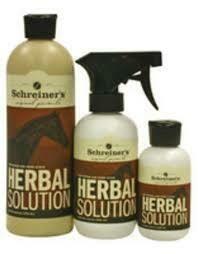 Schreiner's Herbal Solution - 4 oz