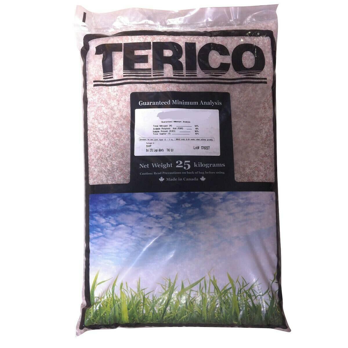Terico 25-10-12 - 25Kg