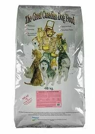 The Great Canadian Dog Food