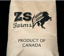 ZS Farms Cleaned Whole Oats