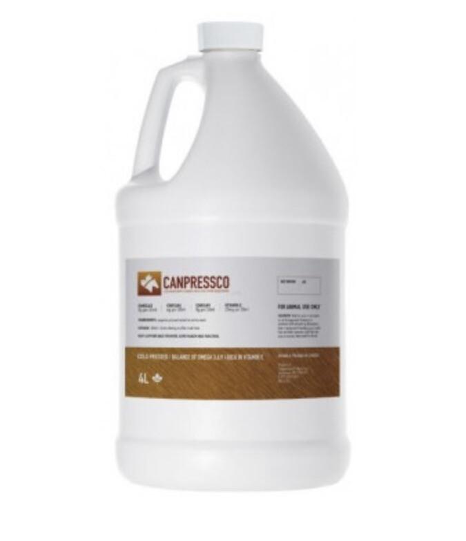 Camelina Oil   4L