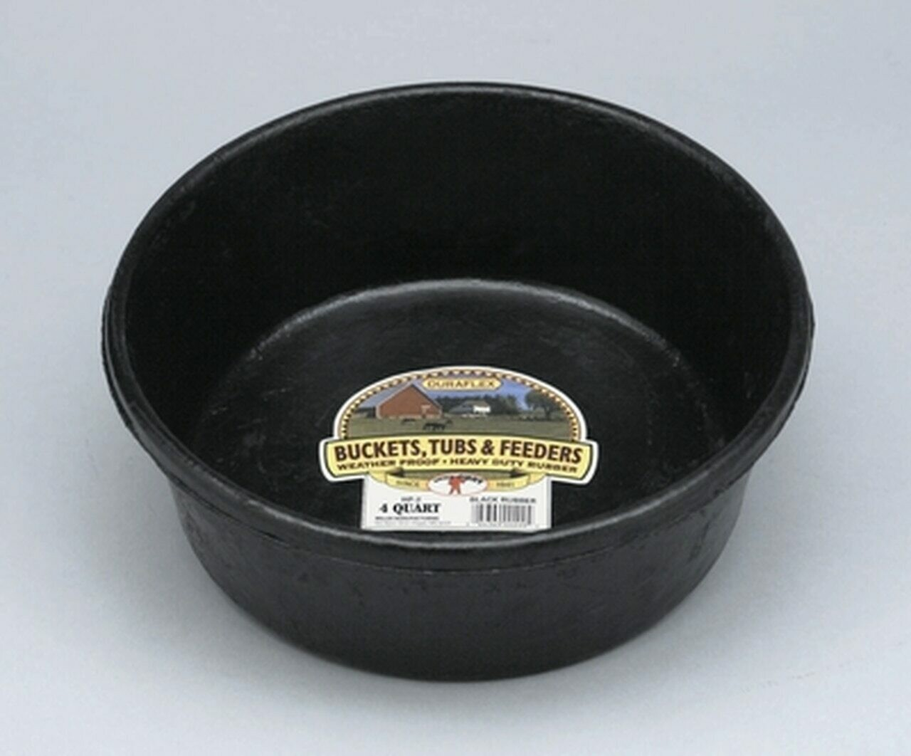 Miller Rubber Pan 4qt HP2