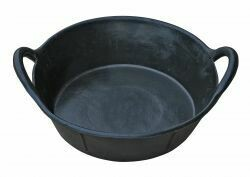 Miller Rubber Pan with Handles 3gal