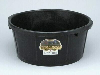 Miller Rubber Tub 6.5gal HP650