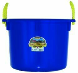 Miller 40qt Muck Tub - Assorted Colours