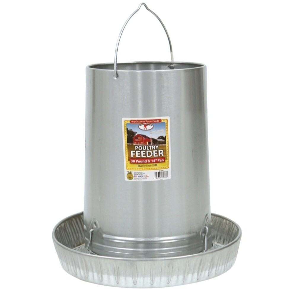 Little Giant Poultry Feeder