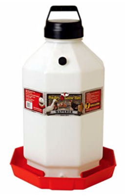 Little Giant Poultry & Game Waterer