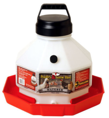 Little Giant Poultry & Game Bird Waterer