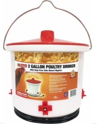 Farm Innovators Heated Poultry Drinker