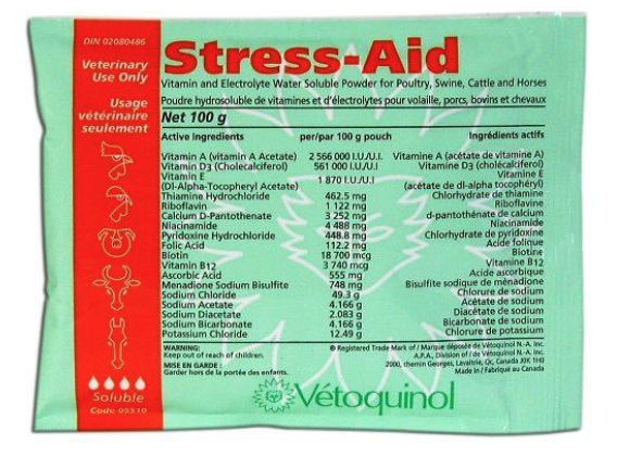 Stress Aid 100gm