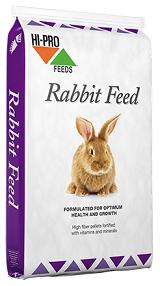 HiPro 18% Rabbit Pellets - 20Kg