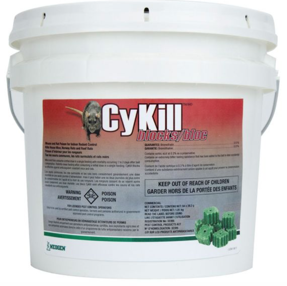 CyKill™ Rat & Mouse Blocks