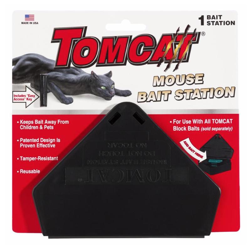 Tomcat Mouse Bait Station