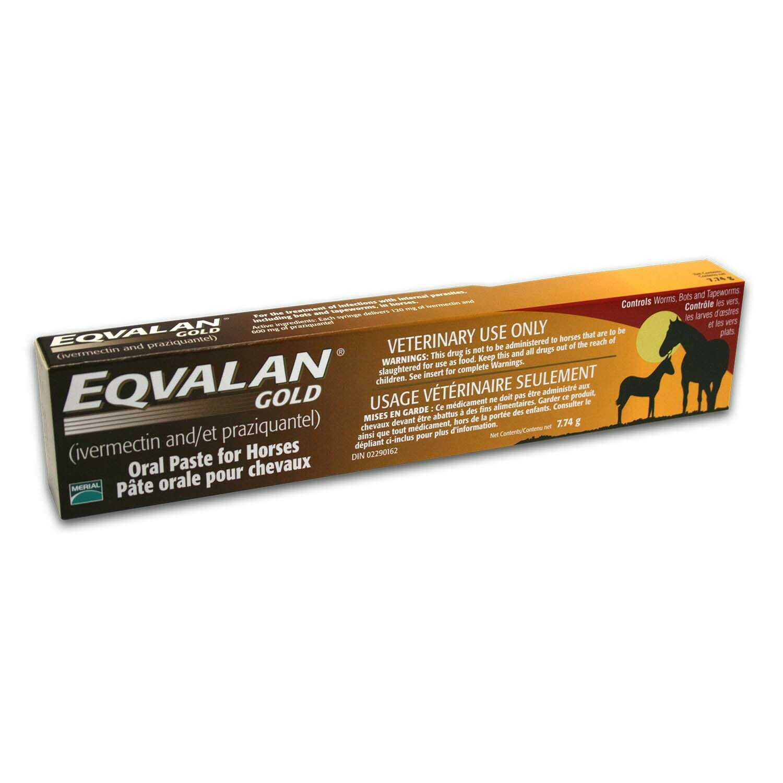 Eqvalan Gold Oral Paste