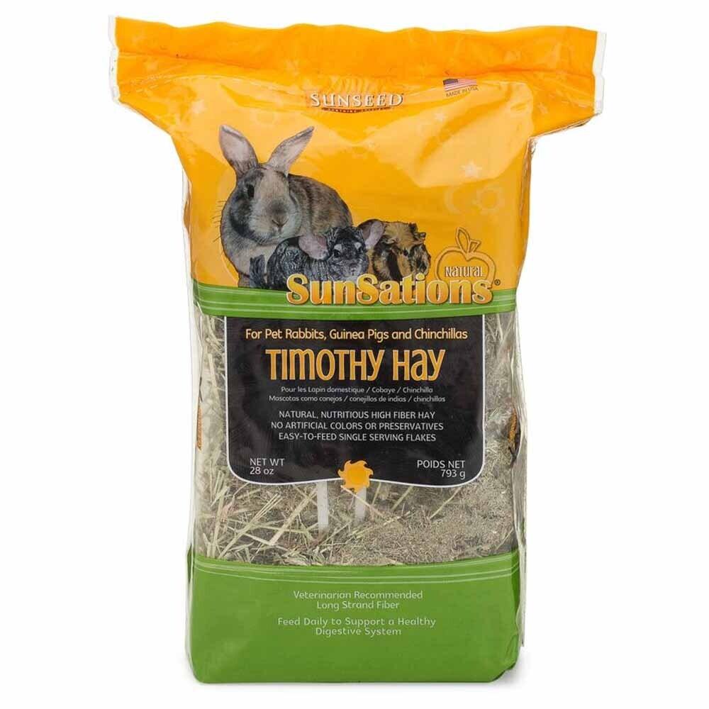 Natural TImothy Hay - 56oz