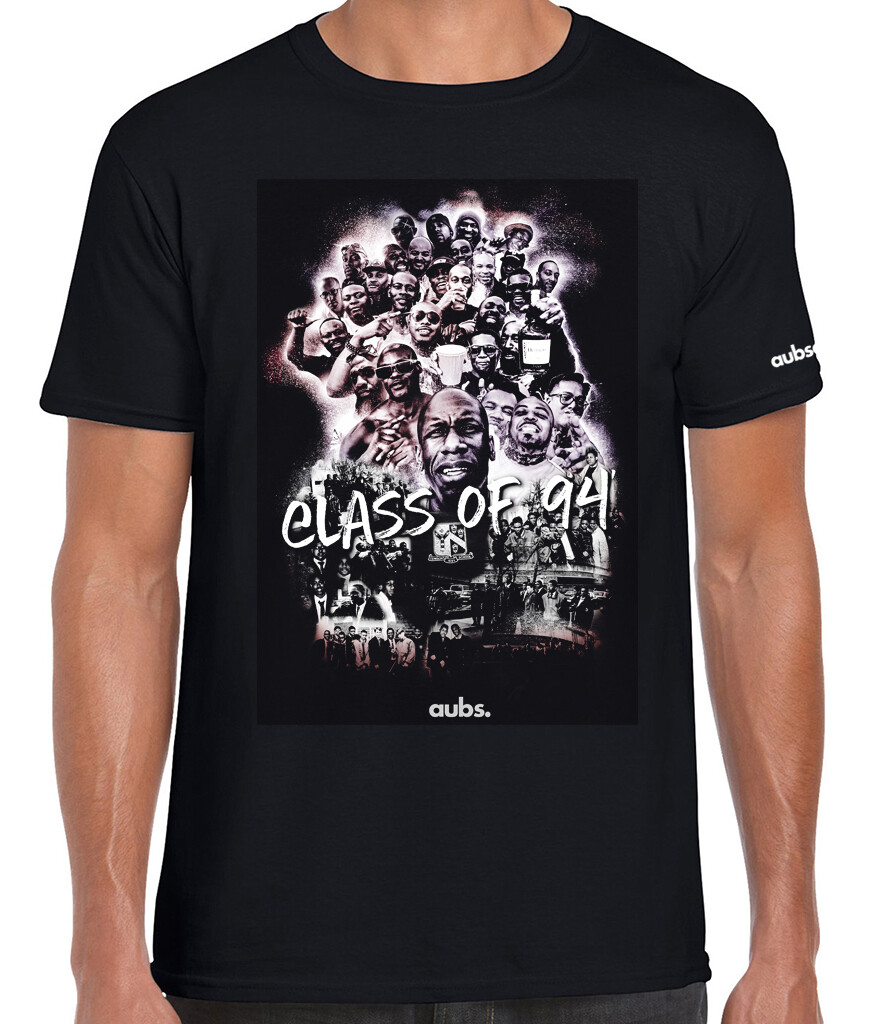 Class of 94 Tee by Aubs