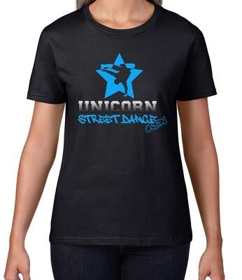 Unicorn Streetdance Tee (Adult)