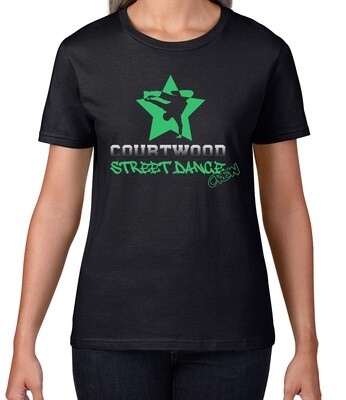 Courtwood Streetdance Tee (Adult)