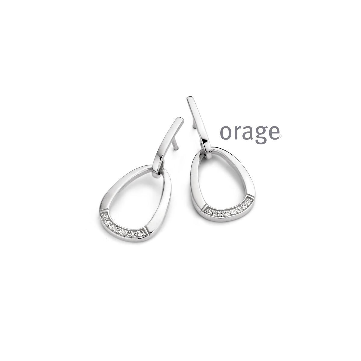 Boucles d'oreilles Orage AR036
