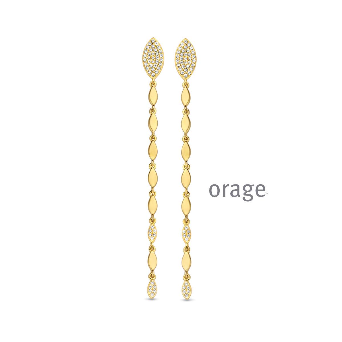 Boucles d'oreilles Orage AR121
