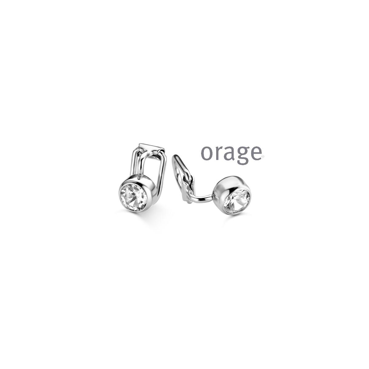 Boucles d'oreilles clips AR102