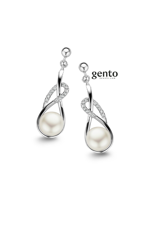 Boucles d'oreilles Gento IB64