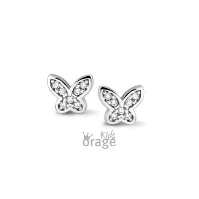 Boucles d'oreilles Orage K1845