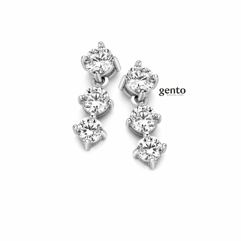 Boucles d'oreilles Gento KA21