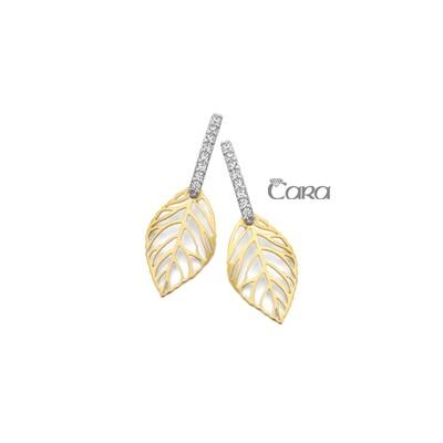 Boucles d'oreilles CARA or 18 carats CA067