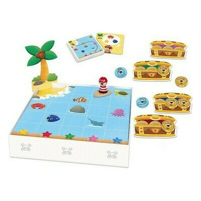 Educational Game Pirates Island