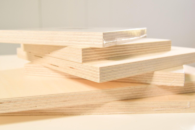 Birchwood Panels (Unprimed)
