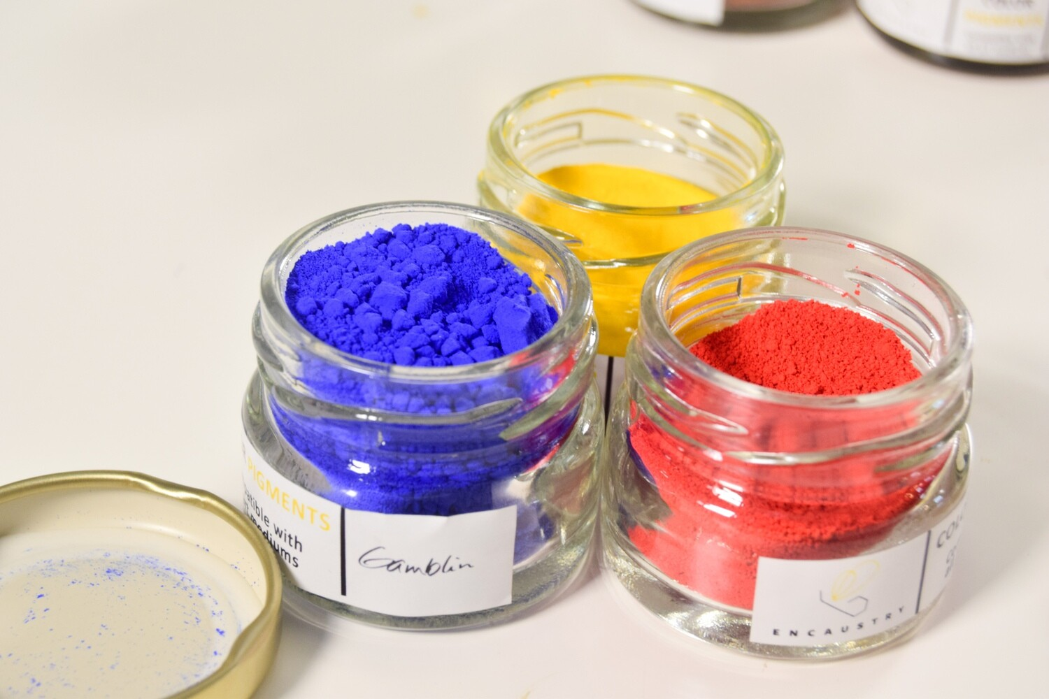Gamblin Color Pigments